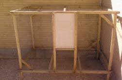 قفس مرغ خانگی